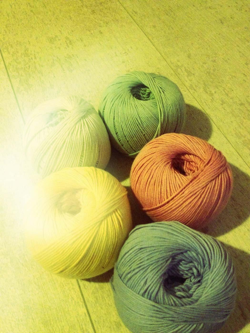 Wolle von drops Design