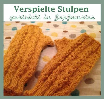 Stulpen stricken
