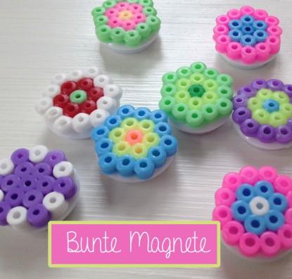 Magnete aus Bügelperlen