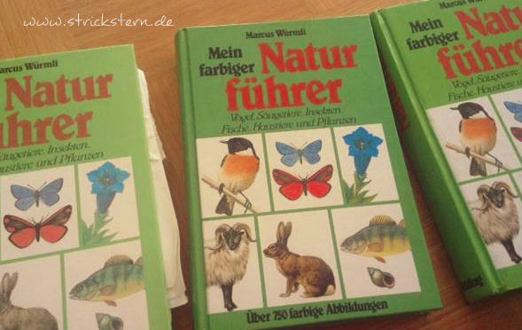 Buch: Mein farbiger Naturführer - Bilder für das Blumenwandbild