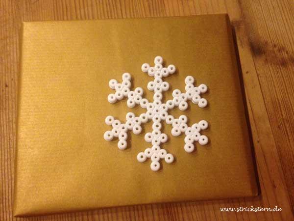 Geschenk verpacken