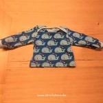 Langarmshirt fürs Baby