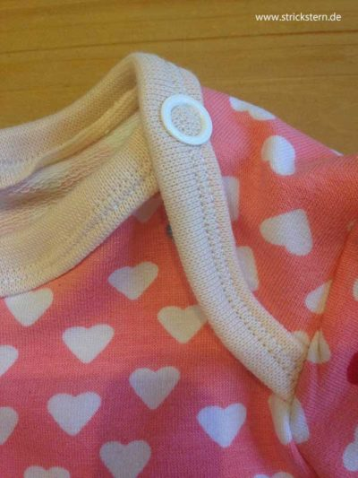 Baby Pullover nähen