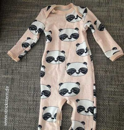 Schlafanzug nähen