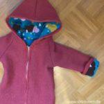Walkanzug nähen – mein erstes Nähprojekt für Baby Nr. 2